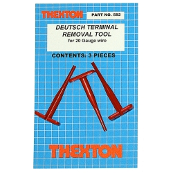 Thexton (THX582) Deutsch Terminal Removal Tool for 20 Gauge Wire at Sears.com