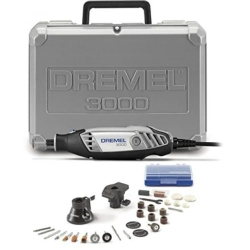 Dremel 3000 Rotary Tool 2 Attachments/28 Access