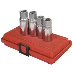 STUD REMOVER SET 1/2IN. DRIVE 4 PC. METRIC