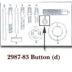 BUTTON FOR KDT2897
