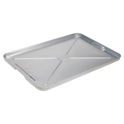 DRIP PAN GALV SHEET METAL 17-1/2WX25-3/4LX1IN.HIGH