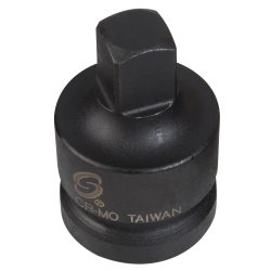 SOCKET IMPACT ADAPTER 1/2IN. FEMALE 3/4IN. MALE