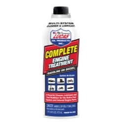 Complete Engine Treatment - Case of 12 LUC10016 Brand New!
