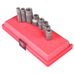 8PC ANTENNA AND MIRROR NUT SOCKET SET
