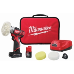 M12 Variable Speed Polisher Sander - XC/CP Kit