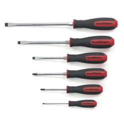 6PC COMIBINATION SCREWDRIVER SET