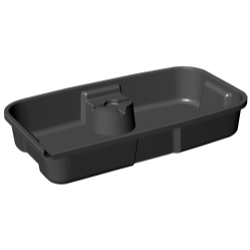 F3 (FFF5080) Less Mess Oil Drain Pan with Open Top at Sears.com