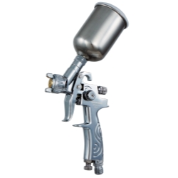 MOUNTAIN Mountain (MTN4110) 1.0mm Mini HVLP Touch-Up Spray Gun