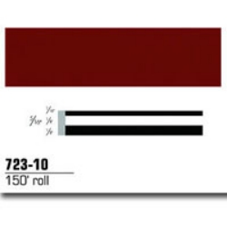 STRIPING TAPE-BURGUNDY 5/16