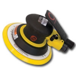 PREM LIGHTWEIGHT RANDOM ORBITAL SANDER YELLOW