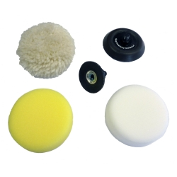 5pc M12 Spot Polisher Accessory Kit
