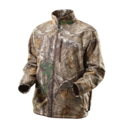 M12 Cordless Realtree Xtra Camo Heat.Jacket Kit-L