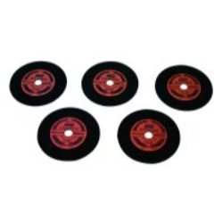5PK CUTOFF WHEELS MEDALLION 3 X 1/16 3/8 5PK