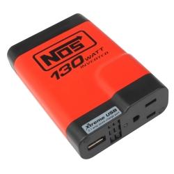 Nos NOS (NOSNIN13001) 130 Watt Slimline Power Inverter
