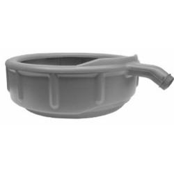 5 Gal Grey Drain Pan