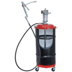 6917 Air-Operated Portable Grease Pump Package