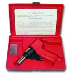 AIR/HYDRAULIC RIVETER UP TO 1/4