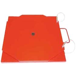 Powder Coated Mild Steel Turn Plate Set