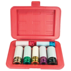 7PC NO SCRATCH LUG NUT SET