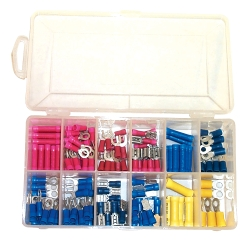 TERM KIT 175PC SOLDERLESS