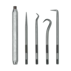 PICK & HOOK SET 5 PC.