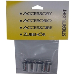 6PK BATTERY N CELL FOR BATON