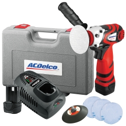 ACDelco ARS1209 Li-ion 12V 3-inch Sander KIT