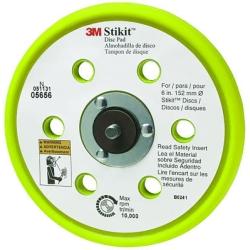 DISC PADS-LOW PROFILE DUST FREE STIKIT 6