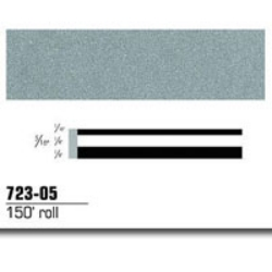 STRIPING TAPE-SILVER METALLIC 5/16