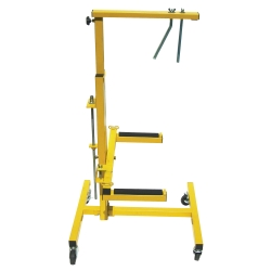 Killer Tools Heavy Duty Door Lift Operated by Air Ratchet KILART45