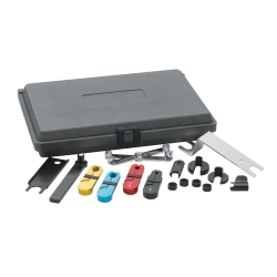 FUEL & TRANSMISSION LINE DISCONNECT TOOL KIT 12PC