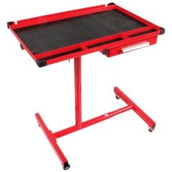 SUNEX TOOLS Sunex Heavy Duty Adjustable Work Table with Drawer