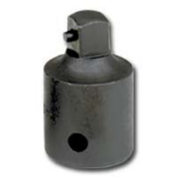 SOCKET IMPACT ADAPTER 1/2IN FEMALE 3/4IN MALE