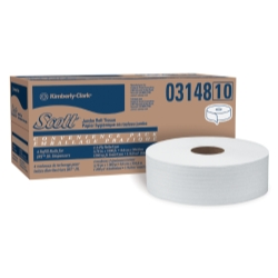SCOTT JUMBO ROLL BATH TISSUE