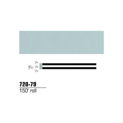 STRIPING TAPE--PALE GRAY 3/16