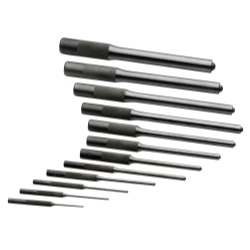 PUNCH SET 12PC ROLL PIN
