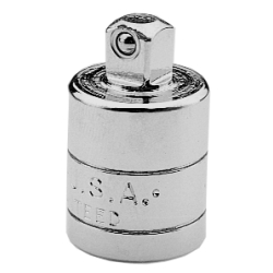 SOCKET ADAPTER 3/8IN. FEMALE 1/4IN. MALE