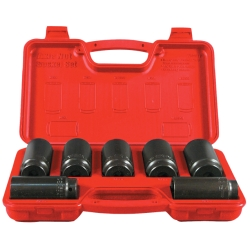 AXLE NUT SOCKET SET 7 PC.