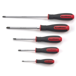5PC PHILLIPS SCREWDRIVER SET