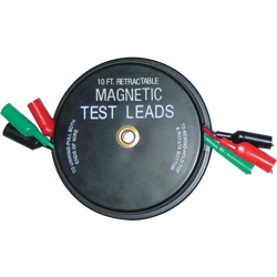 3 X 10FT MAGNETIC RETRACTABLE TEST LEADS