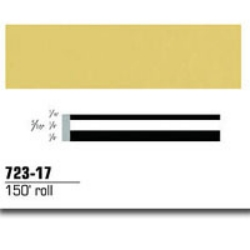 STRIPING TAPE-TAN 5/16