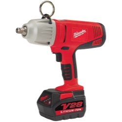 V28 IMPACT WRENCH KIT, 28 VOLT