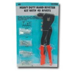 SG Tool Aid (SGT19200) Heavy Duty Hand Riveter Kit with 40 Rivets at Sears.com