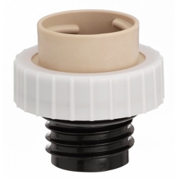 ADAPTER TAN CHRYSLER QUICK ON FUEL CAP TESTING ADP