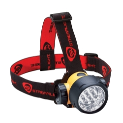 SEPTOR LED HEADLAMP W/STRAPS