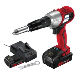 Li-ion 20V BRUSHLESS Riveting Tool w/auto reverse
