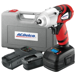 18V 3/8-inch Impact Wrench w/ Digital Clutch