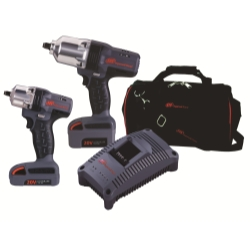 IQV20 2-Piece Cordless Combo Kit - Impacts