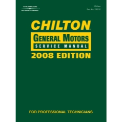 CHILTON 2008 GENERAL MOTORS SERVICE MANUAL