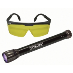 OPTI-LITE CORDLESS SIX LED LEAD DETECTION FLASHLIG